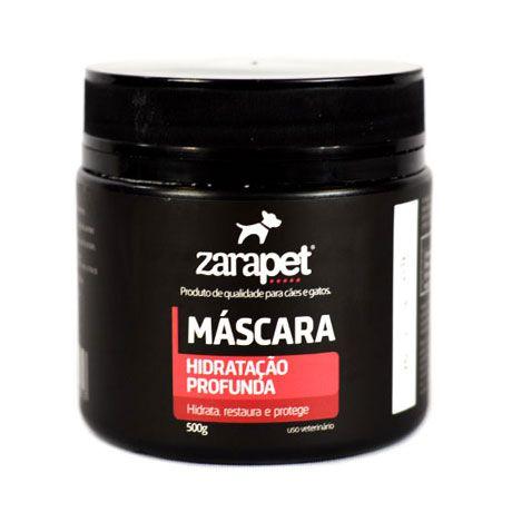 Máscara Zara Pet de Queratina 500G