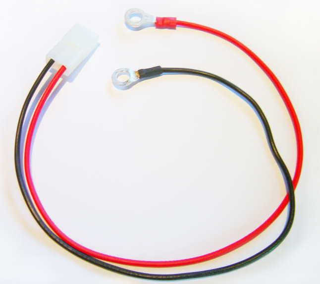 Plug Adaptador para Bateria - Usado no modelo P6  - Fabrica De Carregador