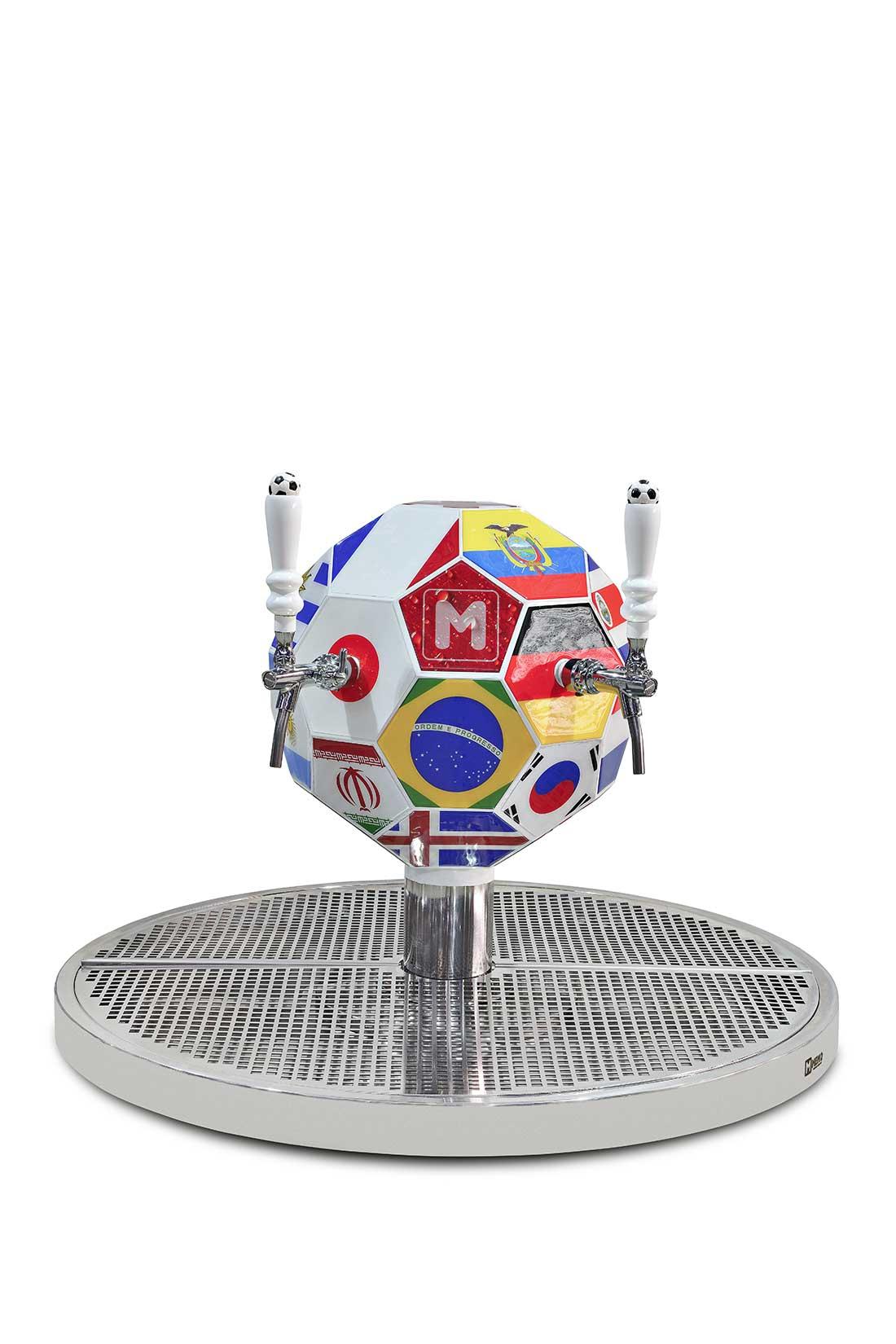 Torre-bola-com pré-resfriador Advantage