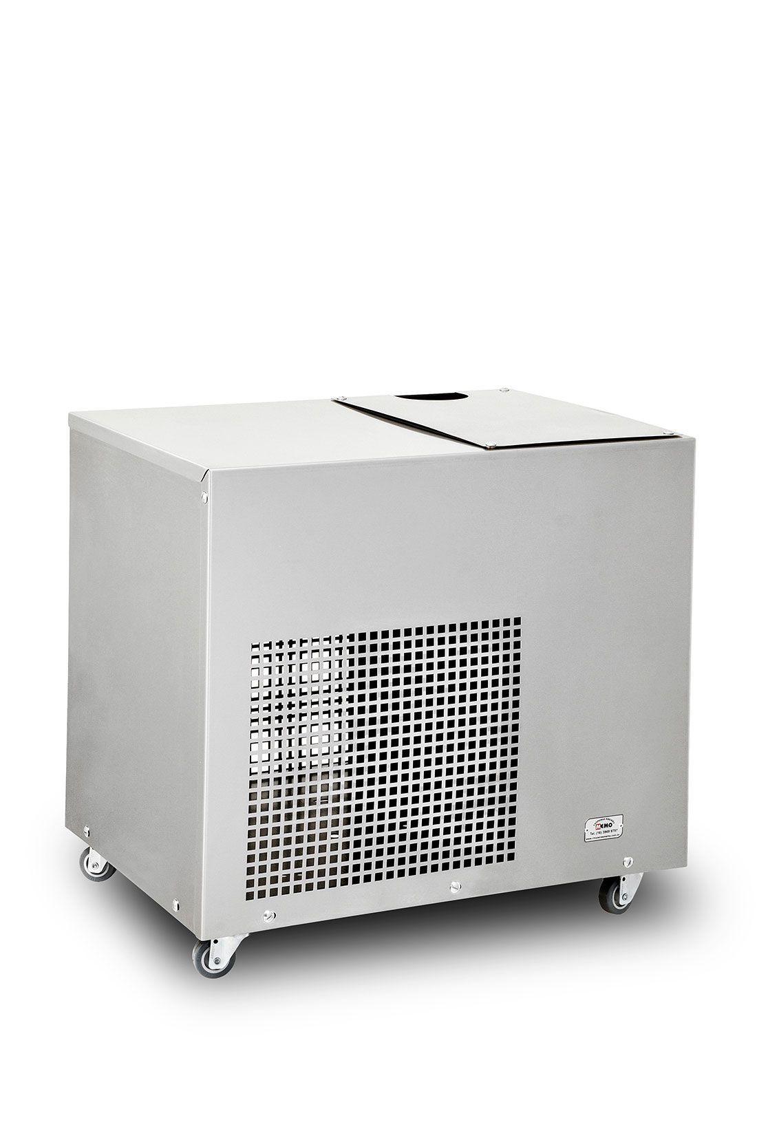 Torre Naja com pré-resfriador Small Banca de Gelo