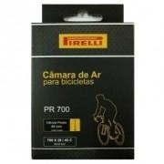 CAMARA 700X28/45 PIRELLI PR-700 VALVULA PRESTA 48MM Ref: 2660900