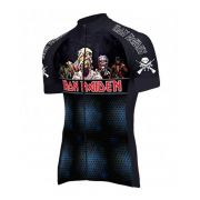 CAMISA IRON MAIDEN CICLISMO ROCK