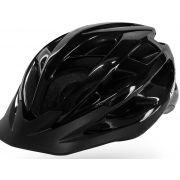 CAPACETE ASW BIKE FUN BLACK PRETO 18