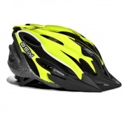 CAPACETE ASW BIKE FUN COM LED NEON FLUORESCENTE 17