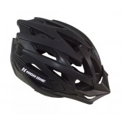 CAPACETE HIGH ONE MTB OUT MV29 PRETO FOSCO Ref: