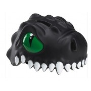 CAPACETE INFANTIL CRAZY STUFF BLACK DRAGON