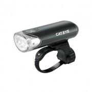 FAROL HL EL135 3 LEDS COM BATERIA BLACK CATEYE