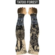 MANGUITO MUHU TATOO FOREST