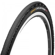 PNEU 700X35 CONTINENTAL SPEED RIDE CYCLOCROSS PRETO/DOBRAVEL