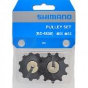 ROLDANA DE CAMBIO SHIMANO 105 RD-5800 11V PN:Y5YE98080 - BLC