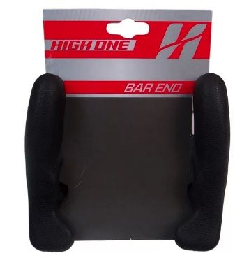 BAREND CURTO HIGH ONE EMBORRACHADO 126MM PRETO Ref: HOBEN0003