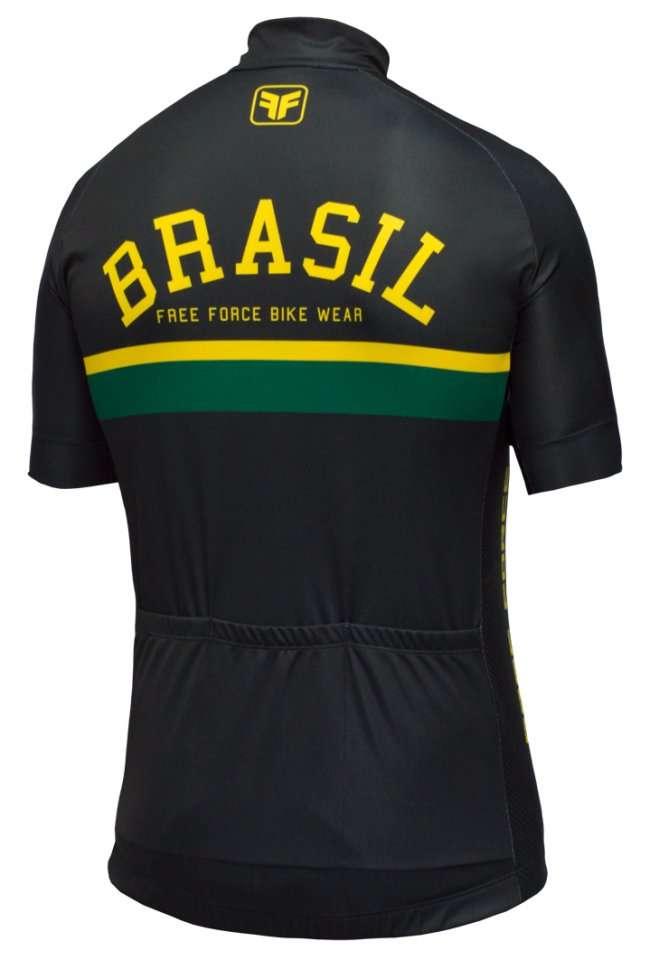 CAMISA FREEFORCE BRASIL CLASSIC