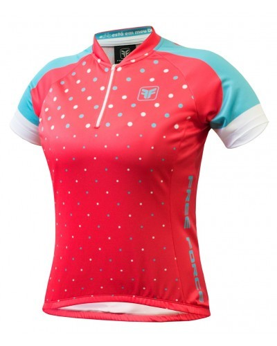 CAMISA FREEFORCE FEMININA BUBBLE CEREJA !