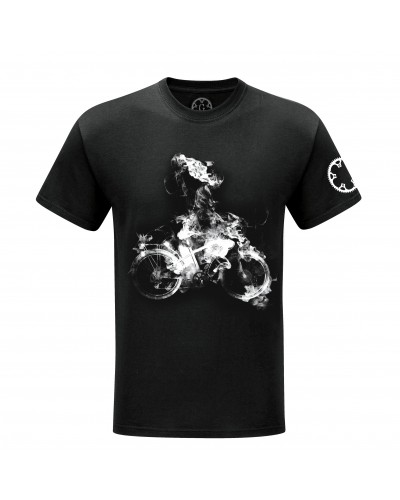 CAMISETA RACERS SMOKED BIKE !