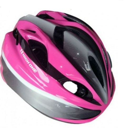CAPACETE INFANTIL HIGH ONE MV631 ROSA Ref: