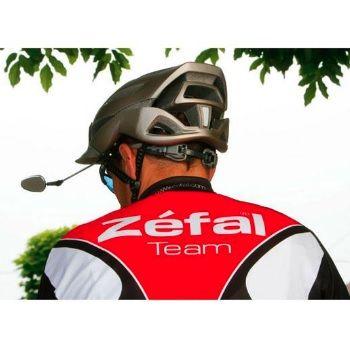 ESPELHO RETROVISOR ZEFAL PARA CAPACETE Z EYE ABS CONVEXO - ISP