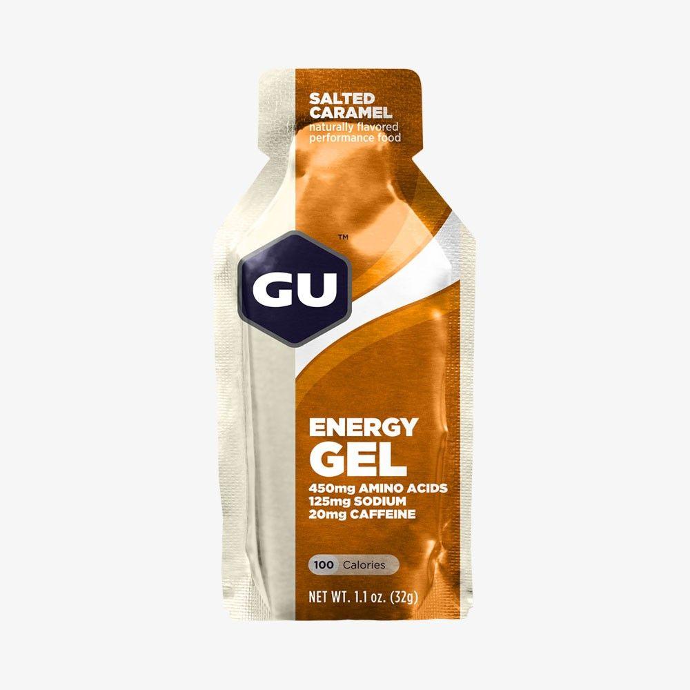GU ENERGY GEL - CARAMELO - SUPLEMENTO ENERGETICO