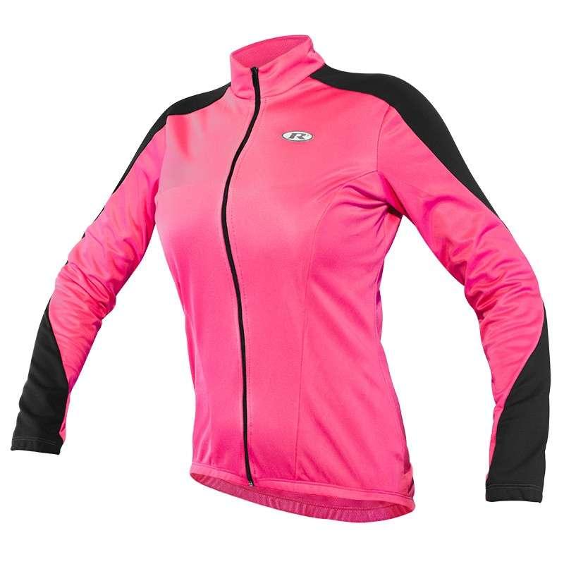 JAQUETA REFACTOR FEMININA 4.2 ROSA  - Bike Runners