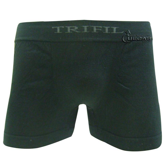 Cueca Trifil Boxer Algodão Sem Costura - CE3597