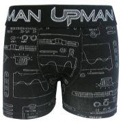 Cueca Upman Boxer Mesa de Som Infantil - 857-327