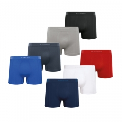 Cueca Boxer Microfibra Sem Costura Selene - 11070