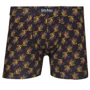 Cueca Boxer Cotton Harry Potter Grifinória Lupo Urban 16986-001