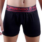 Cueca Boxer Infantil do Flamengo - 839