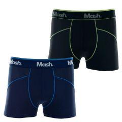 Cueca Boxer Microfibra Active Mash 140.11