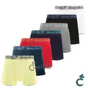 Cueca Boxer Mormaii Microfibra Sem Costura - CE3546