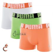 Cueca Boxer Puma Cotton - PU1.03