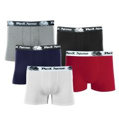 Cueca Boxer Red Nose Cotton B2411031