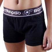 Cueca Boxer Infantil Botafogo - 841