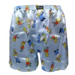 Cueca Infantil Samba-Canção dos Simpsons - 691-030