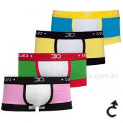 Cueca Sungão Mini-Boxer Premium Dionísio Collection