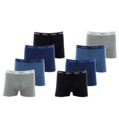 Kit c/8 Cuecas Boxer Cotton Mash 170.38