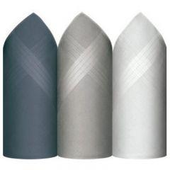 Lenço Presidente Puro Algodão Colorido C/3 44 x 44 cm - 5006D