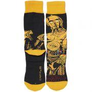 Meia Lupo Urban Star Wars C-3PO 16907-012