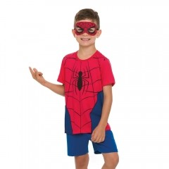 Pijama Infantil Homem Aranha - Marvel 52.05.0036
