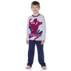 Pijama Infantil Longo Homem Aranha Avengers - Marvel 27.05.0090
