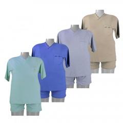 Pijama Masculino Algodão Candisani Tamanho EG1 ao EG6 - 546
