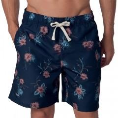 Shorts Casual Estampado Floral Mash  - 611.15