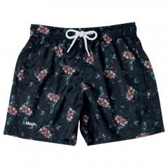 Shorts Infantil Estampado Floral Sombreado Mash 619.20