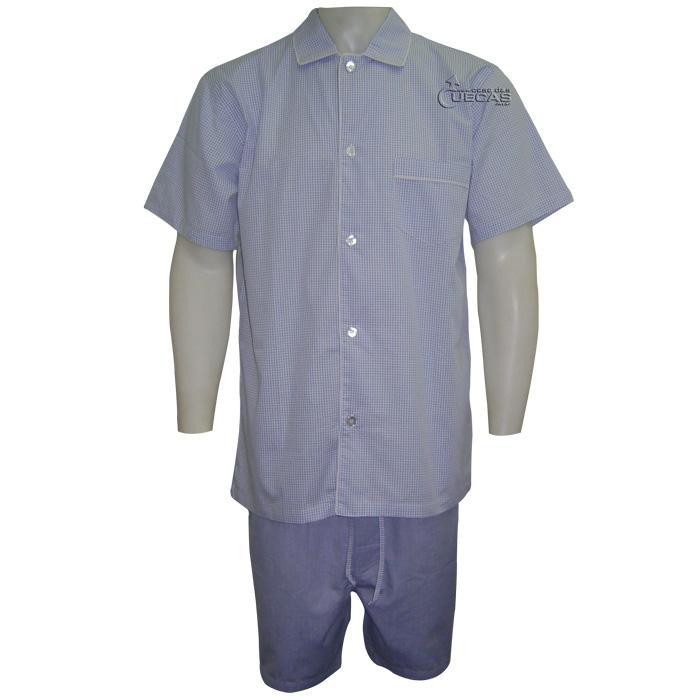 Pijama Fitswell Curto Aberto Tricoline - 11229