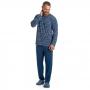 Pijama Masculino Longo Viscolycra - 08.02.008