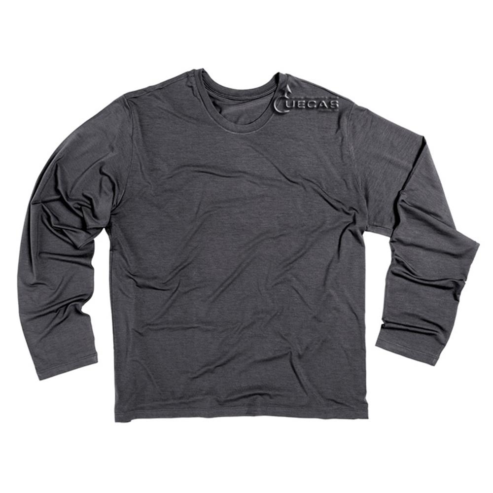 Camiseta Manga Longa Modal Homewear - 820.02