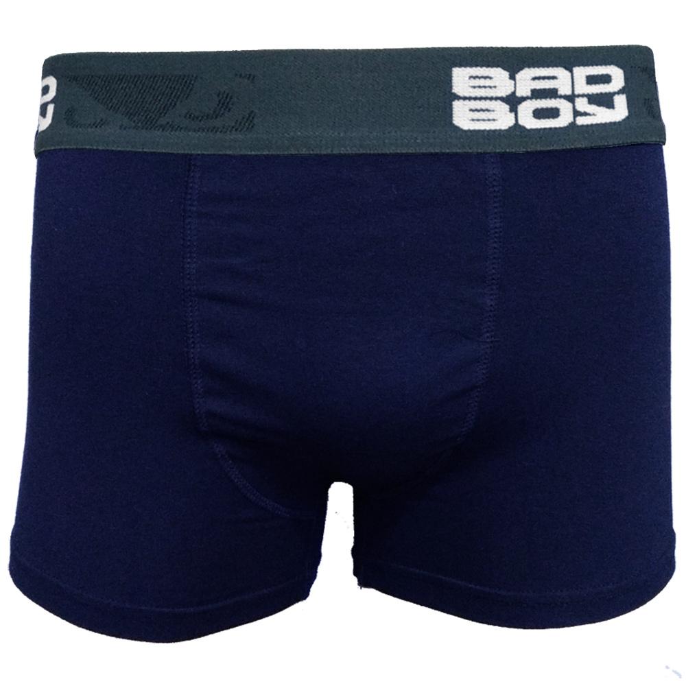 Cueca Boxer Bad Boy Cotton - 7605