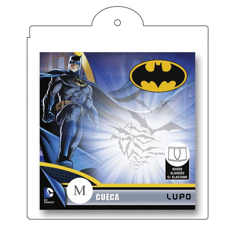 Cueca Boxer Infantil Batman Lupo 164-009