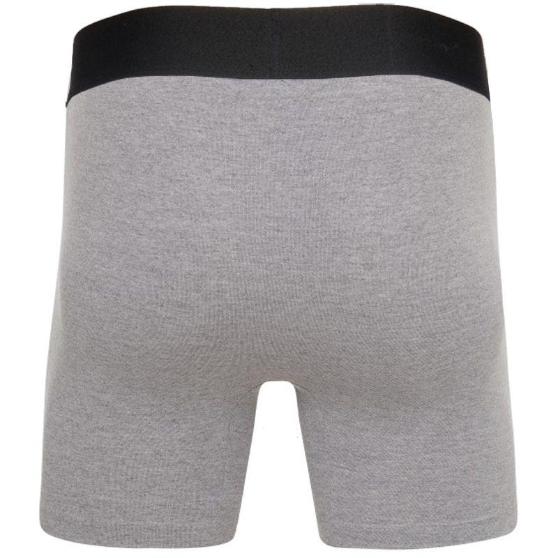 Cueca Boxer Longa Power Cotton Calvin Klein Mescla OIT1047