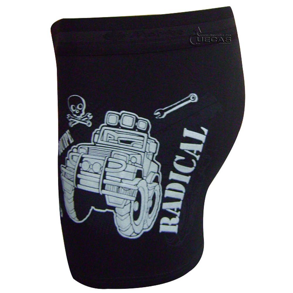 Cueca Boxer Malwee Liberta Brilha no Escuro - 200.871