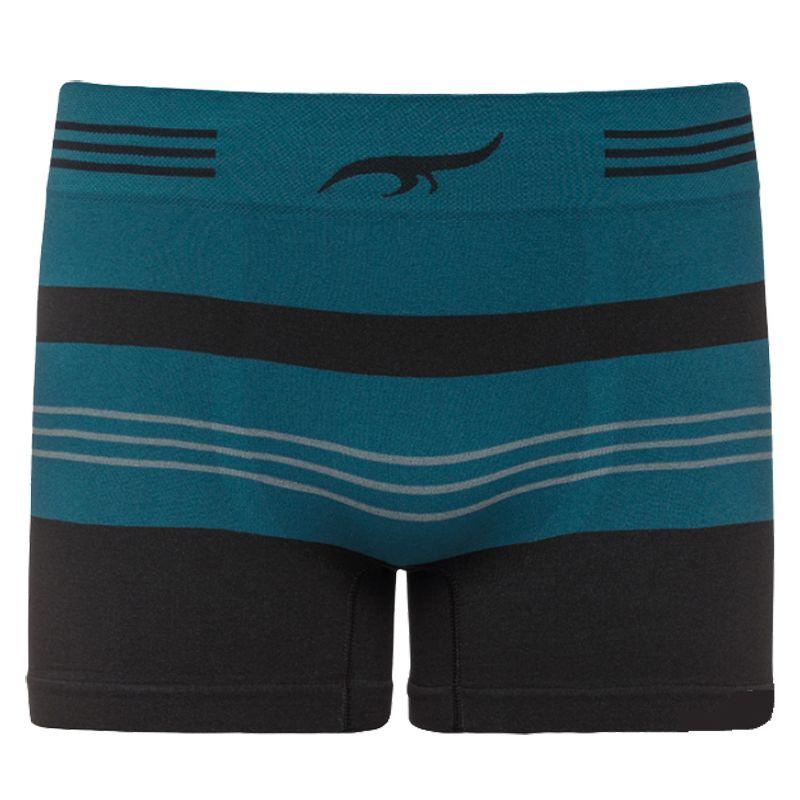 Cueca Boxer Zee Rucci Listrada Sem Costuras ZR0100-001-1005